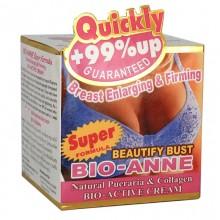 Кремы для увеличения бюста