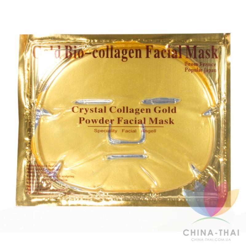 Омолаживающие маски с био золотом